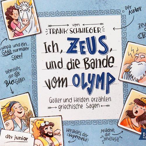 cheap for discount reasonable price wide varieties Auditorix - Hören mit Qualität: Ich, Zeus und die Bande vom ...