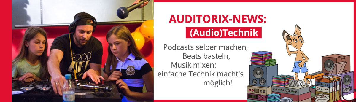 NL Audiotechnik Background